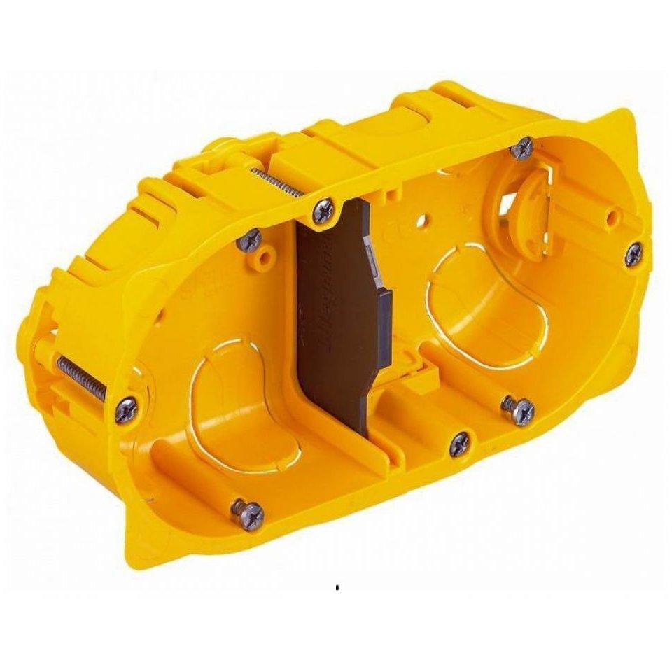Doza rigips 2x2 module Legrand Batibox 080042