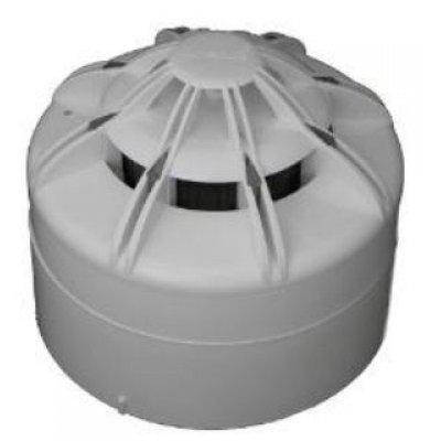 Detector Wireless 1121-oh De Fum Si Temperatura +