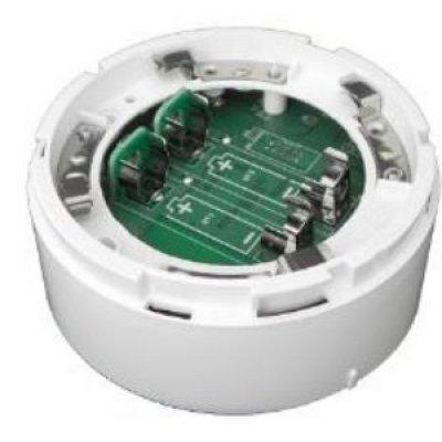 Soclu pentru detectori wireless