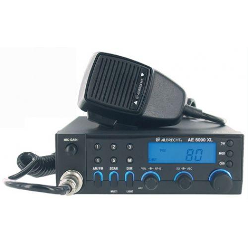 Statie Radio Cb Albrecht Ae 5090xl Cod 12295