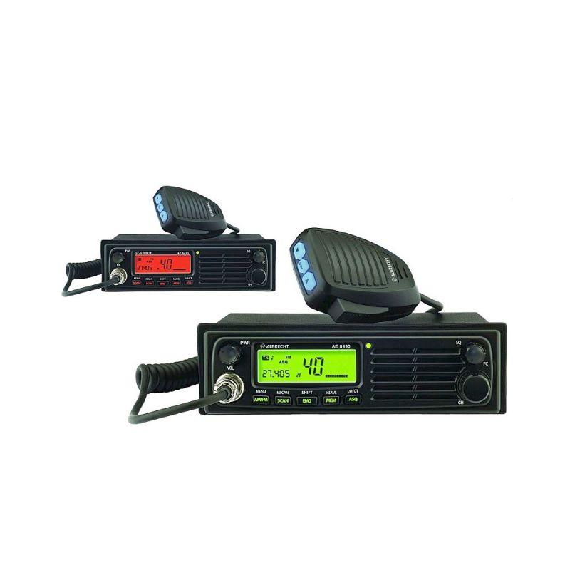 Statie Radio Cb Albrecht Ae 6490 Cod 12649.4