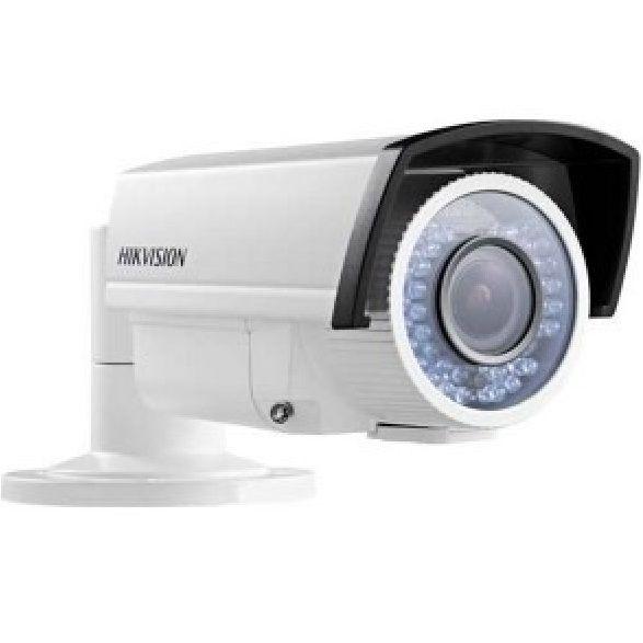 Camera De Exterior Hikvision Ds-2ce15c2p-vfir3 720 Tvl Ir 40m