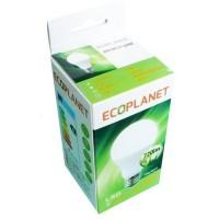 Bec cu LED Ecoplanet A60 9W, E27, 2700K lumina calda