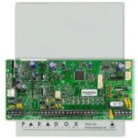 Placa centrala alarma Paradox SP5500, cutie si transformator