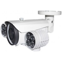 "Camera Analogica HD VIEW AHB-4SVIR4, 4-in-1, Bullet, 2MP 1080p, CMOS Sony 1/2.9"", 6-50mm, 8 Super LED, IR 100m, Carcasa metal"