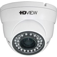 Camera Analogica HD VIEW AHD-2SMIR2, 4-in-1, Dome, 2MP 1080p, CMOS Sony 1/2.9 inch, 2.8-12mm, 36 LED, IR 30m, Zoom motorizat, Carcasa metal