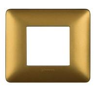 Rama ornament 2M auriu Matix Bticino AM4802MGL
