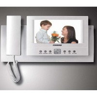 Monitor color 7 inch TFT unitate memorie 64 imagini incorporata Commax CAV-71B