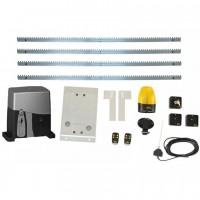 Kit automatizare pentru porti culisante cu 4m cremaliera inclus GPA CULIS 1600
