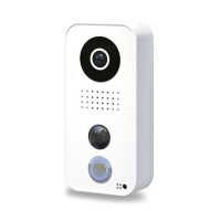 Post videointerfon IP DoorBird D101 de exterior standalone, WiFi, IP65, audio bidirectional, senzor de miscare incorporat