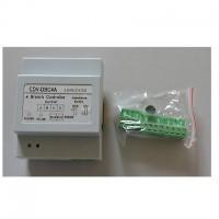 Controler de ramificatie pe 2 fire V-TECH DBC-4A pentru 4 apartamente