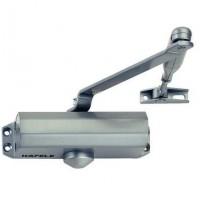 Amortizor cu brat cu blocare Hafele DCL12 pentru usi cu o greutate maxima de 60Kg, EN 3