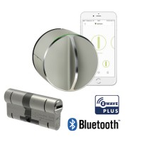 Incuietoare inteligenta Danalock V3, Bluetooth & Z-Wave, cu cilindru inclus, DL-01032075