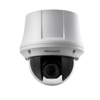 Camera speed dome PTZ Turbo HD Hikvision DS-2AE4215T-D3, 2MP, lentila 5 - 75 mm, zoom optic 15x, non IR