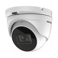 Camera dome 4 in 1 Hikvision DS-2CE56H0T-IT3ZF 5MP, lentila motorizata 2.7-13.5mm, IR EXIR 40m, IP67