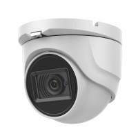 Camera dome Turbo HD Hikvision DS-2CE76U1T-ITMF 8MP, 2.8mm, IR EXIR 30m, IP67