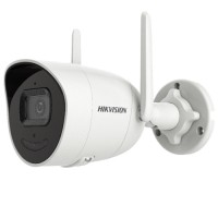 Camera IP Wireless Hikvision DS-2CV2041G2-IDW 4MP, 2.8mm, IR 30m, microfon, difuzor, alarma, slot microSD, H.265