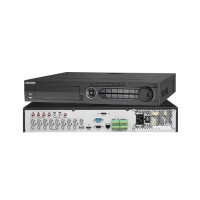 DVR 16 canale Turbo HD Hikvision DS-7316HQHI-K4 H.265, 4xSATA, HDMI 4K, alarmi in/out