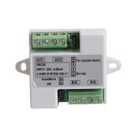 Accesoriu interfonie V-tech Controler/distributor de semnal, Doua posturi, Seria DT DT-DBC2S