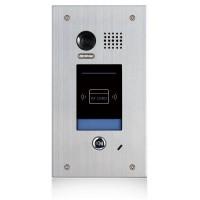 Post exterior videointerfon DT601F-ID-FE 2MP, cititor de proximitate, conexiune pe 2 fire
