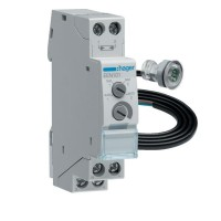Intrerupator crepuscular 1M 230V, 16A AC1,celula montaj incastrat Hager EEN101