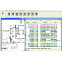 Software centrale Kantech ENTRAPONT