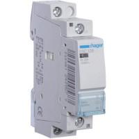 Contactor, 25A, 1NI, 230V Hager ESC126