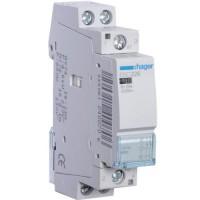 Contactor, 25A, 2NI, 230V Hager ESC226