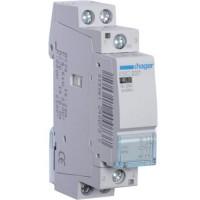 Contactor, 25A, 1ND+1NI, 230V Hager ESC227