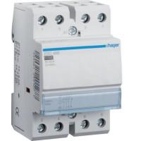 Contactor 63A 3ND+1NI, 230V Hager ESC466