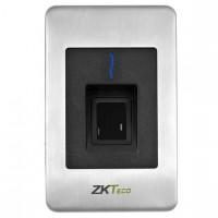 Cititor de amprente si cartele ZKTeco FPR-1500 pentru centralele de control acces biometrice, montare incastrata