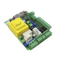 Unitate de control pentru 1 motor porti culisante Roger H70/104AC