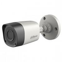 Camera HDCVI Dahua HAC-HFW1200RM bullet de exterior, 1080p, IR 20m - carcasa METALICA