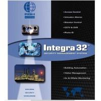 Software de management pentru centrale control acces (UPGRADE) RBH Integra32-128