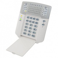 Tastatura 32 zone LED Paradox K32+ pentru centralele din seriile SP si MG, Stay D