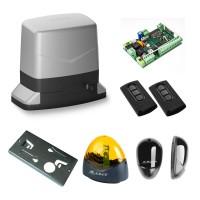 Kit automatizare poarta culisanta Allmatic KALOS XL pentru porti de pana la 800Kg