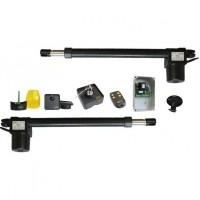 Kit automatizare pentru porti batante,cursa 600 mm, 1400 rpm - 250 kg GPA KGP 62/14