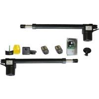 Kit automatizare pentru porti batante ,cursa 400 mm, 900 rpm  - 250 kg GPA KGP42/09