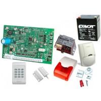 KIT alarma DSC 1404 INT