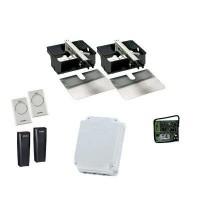 Kit automatizare pentru porti batante FAAC KIT 770 24V