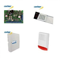Kit alarma Cerber C52 + sirena SIR