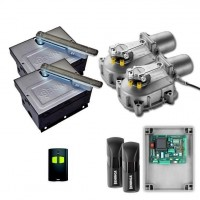 Kit automatizare pentru porti batante cu motor ingropat Beninca KIT DU.IT14N