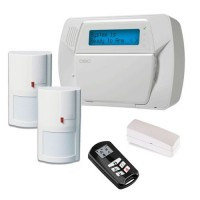KIT alarma wireless DSC IMPASSA