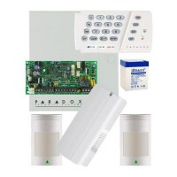 Kit centrala alarma SP4000 Paradox Kit S4-2P