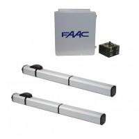 Kit automatizare pentru porti batante FAAC KIT S450H SB