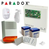 Kit alarma Paradox KIT SP4000 2N-EXT-F6