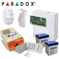 Kit de alarma Paradox KIT SP4000 2N-EXT