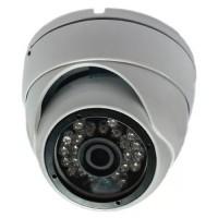 Camera dome de exterior antivandal 4 in 1 KMW KM-2010XVI, 1 MP 720p