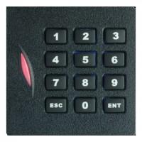 Cititor carduri ID Wiegand 26 cu tastatura KR-102