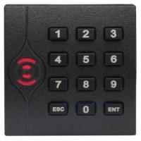 Cititor de proximitate RFID ZKTeco KR-202E cu tastatura, pentru centrale de control acces, EM 125Khz